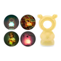 Brother Max Bear Carry & Hang Nightlight