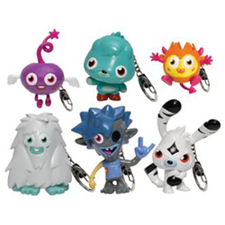 Moshi Monsters Keychains